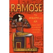 Ramose: The Wrath of Ra: Bk. 4 (Ramose),Carole Wilkinson,New Book mon0000010508
