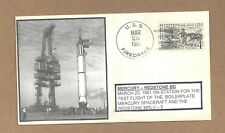 Project Mercury-Redstone BD TEST Recovery/Tracking Ship