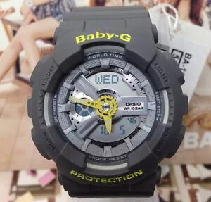 Casio Baby-G Punching Pattern Series Ladies Watch BA-110PP-8A