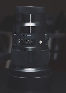 Sigma 20mm F1.4 DG ART L mount MINT