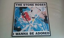 LP THE STONE ROSES I WANNA BE ADORED VINYL