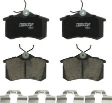 Disc Brake Pad Set-GTI VR6 Rear Perfect Stop PC340A