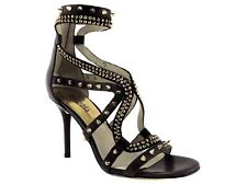 Michael by Michael Kors Women's Larissa Dress Sandals DK Chocolate Size 6 M