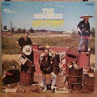 The Hombres Let It Out 1967 Verve Records Vinyl LP Gargage Psychadelic Rock