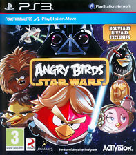 Jeu PS3 ANGRY BIRDS STAR WARS
