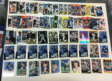 New listing HUGE Jay Buhner lot of 72 baseball cards-Topps & many more- HOF