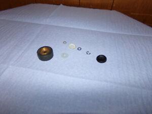 SONY TC-458 755 756 758 PINCH ROLLER & CAP P/N 3-493-855-00 3-430-232-00 Used