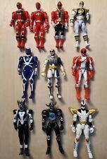 Bandai - Power Rangers Super Megaforce Megazord Lot Parts Morphers Etc