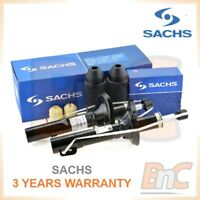 SACHS HEAVY DUTY FRONT SHOCK ABSORBERS + DUST COVER KIT VW NEW BEETLE