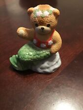Vintage Lucy & Me Bear-Enesco-1990 Peter Pan Mermaid - L40