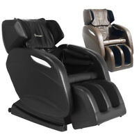 Electric Zero-Gravity Full-Body Shiatsu Real Relax Massage Chair. 3yr Warranty!