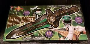 Mighty Morphin Power Rangers Legacy Dragon Dagger