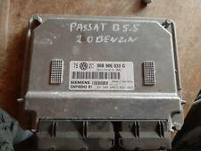 Volkswagen Passat B5.5  2.0 petrol Engine control unit 06B 906 033 G 5WP4004301