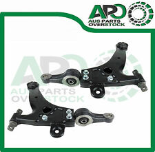 Front Lower Left & Right Control Arms Pair NEW for HYUNDAI Sonata EF 5/1998-2005
