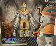 Power Rangers Lightning Collection Mighty Morphin King Sphinx Spectrum NIB
