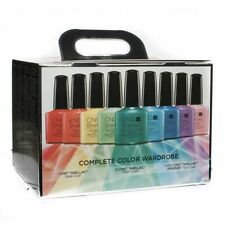 CND Shellac Rainbow Collection Kit The Complete Color Wardrobe w/FREE LED LAMP