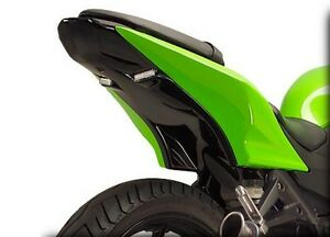 2008-2012 Kawasaki Ninja 250R Hotbodies Undertail - Transparent Smoke 2009 2011