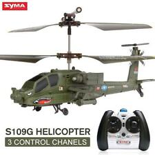 Hot Sale 100% Original SYMA S109G 3CH Beast Remote Control Toys RC Helicopter AH