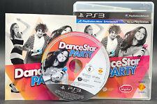 "PS 3 Playstation 3 Spiel "" DANCE STAR PARTY (für PS Move) "" KOMPLETT"