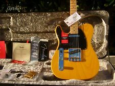 ♚NEW!♚2016 FENDER American Professional TELECASTER USA♚LEFT♚LEFTY♚BUTTERSCOTCH!!