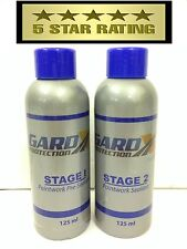 Car Polish car protection paint sealant longtime polish stage 1 and 2 Free P&P