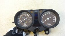 1980 Suzuki GS550E GS 550 S381-6. gauge cluster instrument panel speedo tach