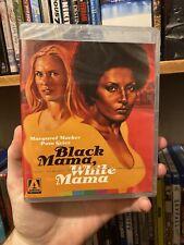 Black Mama, White Mama (Blu-ray/DVD, 2-Disc Set) - Arrow Video
