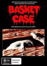 Basket Case (1982)* Original Uncut Cult Classic + Special Features* (DVD, 2015)
