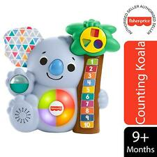 Fisher-Price Linkimals Counting Koala Musical Toy