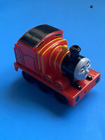 James Pull Back Train Engine Thomas & Friends  Red toy preschool push n go
