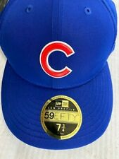 Chicago Cubs Alternate MLB Batting Practice PROLIGHT 59FIFTY Fitted 7 3/4 New