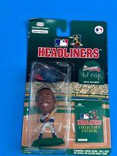 Corinthian    FRED McGRIFF 1996 Headliners MLB Corinthian 03004