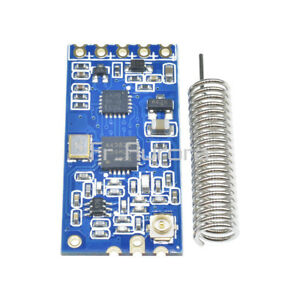 433Mhz HC-12 SI4463 Wireless Serial Port Module 1000m Replace Bluetooth
