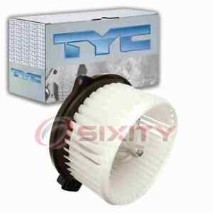 TYC Front HVAC Blower Motor for 2004-2006 Toyota Sienna Heating Air wv