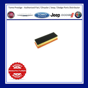 Brand New Genuine FIAT 500 312 1.2 Air Filter 2007 Part Number 55192012
