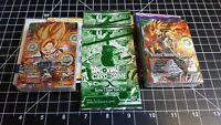 Dragon Ball Super Card Game Starter Deck Set [SD 02 and SD 03] Goku and Bardock