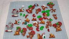 Kinder Toys #5 Tree Truck Sections Limbs Leaves Plastic Toys Surprise Eggs