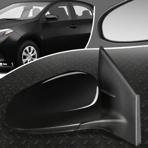 FOR 14-19 TOYOTA COROLLA SEDAN IM OE STYLE POWERED RIGHT SIDE VIEW DOOR MIRROR