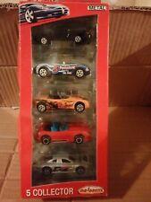 Majorette miniatura diecast coches Conjunto de 5