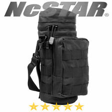 VISM NcSTAR MOLLE PALS H2O Hydration Water Bottle Carrier Utility Pouch Black