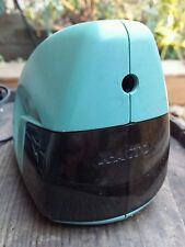 Vintage X-Acto Elmers Products Electric Blue Pencil Sharpener Model 1950X