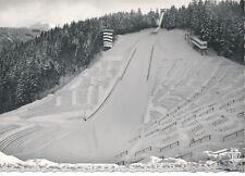 AK aus Innsbruck, Olympiaschanze am Berg Isel, Tirol   (F28)