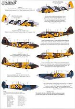 Xtra Decals 1/48 COMMONWEALTH TRAINERS Oxford & Spitfire