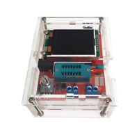 TFT GM328 Transistor Tester Diode LCR ESR meter PWM Square wave Voltmeter I