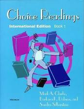 001: Choice Readings, Intl Ed, Book 1 by Clarke, Mark A., Dobson, Barbara K., S