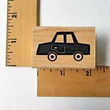 Hero Arts Rubber Stamp - Solid Car - NEW