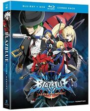 Blazblue: Alter Memory - Season One [New Blu-ray] With DVD, Boxed Set, Dubbed,