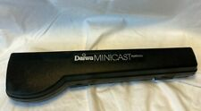 Daiwa MiniCast System Silver Mc2 reel 59S Compact Fishing Rod Combo case Travel