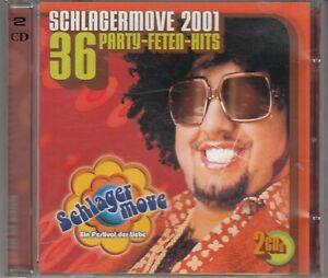 Schlagermove 2001 - 36 Party Feten Hits