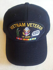 VIETNAM VETERAN U.S. ARMY BROTHERS FOREVER Military Ball Cap